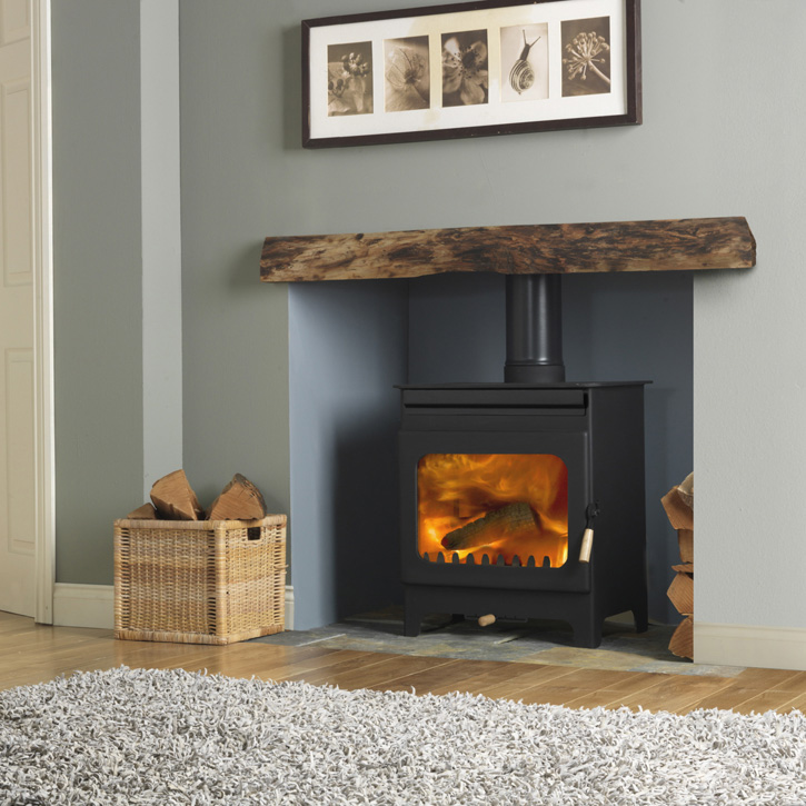 Burley Brampton wood burning stove