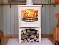 Multifuel Stoves - Charnwood C Five