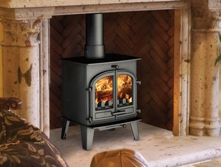 Norreskoven Mk2 European Wood Burning Stove Cleanburn