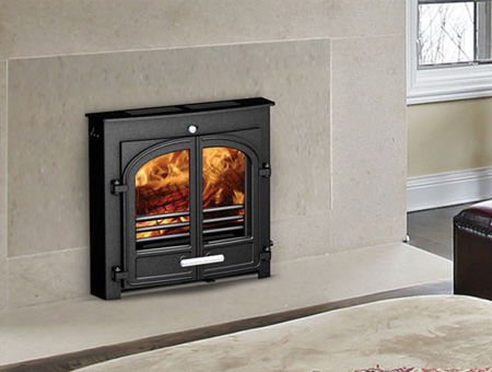 Cleanburn Sonderskoven Inset 5 Wood Burning Stove