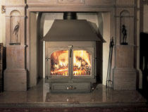 woodburning stoves - Clearview 650