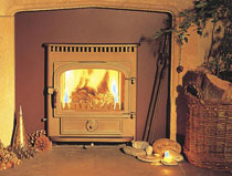 Inset Stove - Clearview Vision