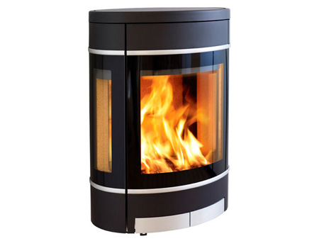 Scan 58 Wall stove | Scan stoves UK