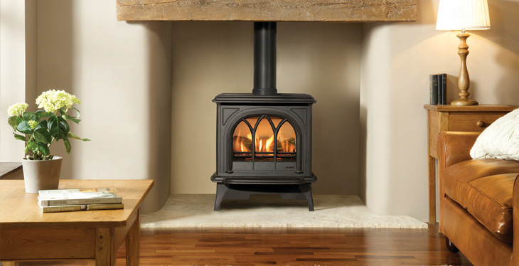 stovax huntingdon 30 gas stove stovax stoves uk. Black Bedroom Furniture Sets. Home Design Ideas