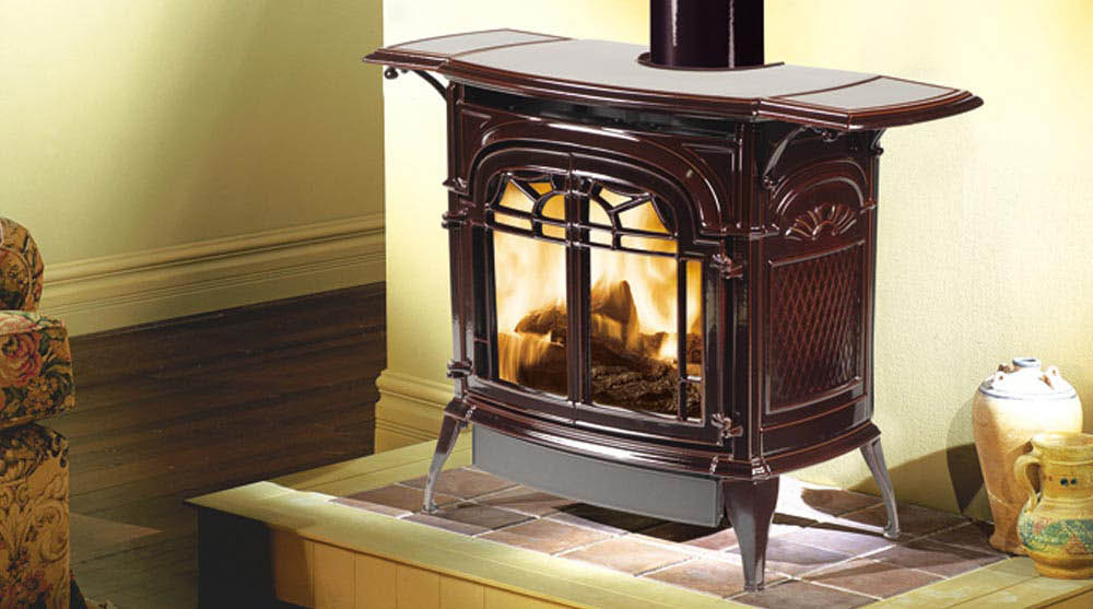 Vermont Castings Stardance Direct Vent Gas Stove Vermont
